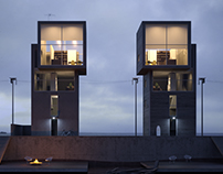 Tadao Ando 4x4
