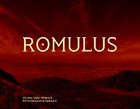 Romulus Typeface