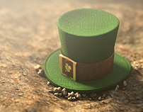 Lost Leprechaun Hat