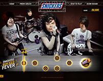 Snickers Rocker Fever