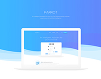 Parrot - Website Redesign