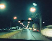 Nighttimes.