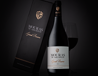 Mouras de Arraiolos | Wine Packaging Design