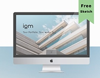 iam - Free Download Template