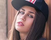 Portrait Street Ana Maria