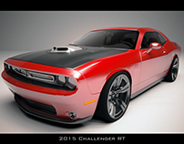 2015 Challenger RT