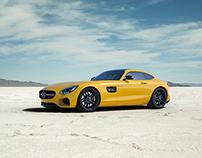 Mercedes Benz AMG-GT Modeling&Rendering