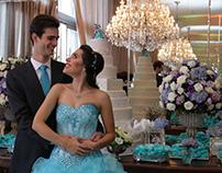 Experiência do Convidado e Branding para Casamento