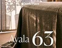 Domu Place: Ayala 36 Hotel Branding