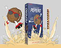 PEPERO White Cookie | Repackaging Concept