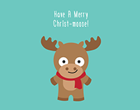 Christmas Cards - Puns Edition
