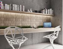 Apartment in Katowice 2 | Mieszkanie w Katowicach 2