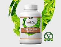SOLAL® Functional Foods Product Renderings