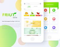 Fruit application project