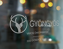 Logo concept / Gyöngyös city