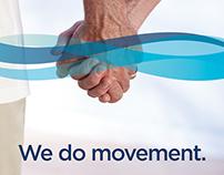 Mercy Health Orthopaedics campaign