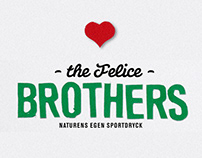The Felice Brothers Poster