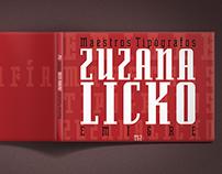 Libro / Zuzana Licko