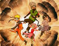 Naruto Shippuden Version Old Cartoon