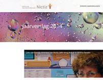 Jaarverslag Nictiz 2014