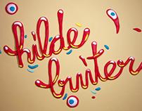 Animation Showreel - Hilde Buiter