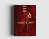 The Man Who Was Thursday Book Cover