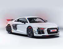 Audi - The New R8