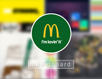 Moodbard example