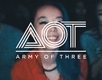 Army Of Three - In Your Hands (FuzzCulture Remix)