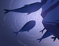 TENCENT x UN - Penguin & Whale