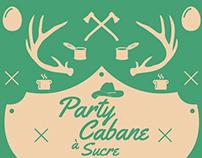 Party Cabane à Sucre