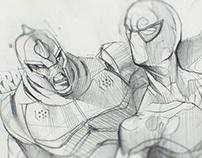 spider man |  2016