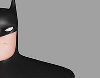 Batman | 3d Character
