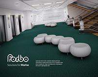 Ship Lobby CGI