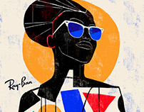 Ray Ban - You are on custom