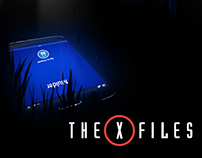 THE X-FILES : Old Friends