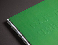 EDITORIAL DESIGN - NATURE URBAINE