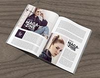 Free Open Magazine Mockup 2018 For Graphic Designers