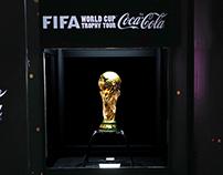 World Cup Trophy Tour Coca Cola 2014