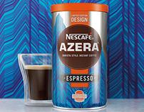 """Nescafé Azera - """"Conquer the Day"""""""