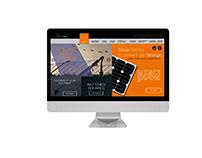Solaire Shop - Website Concept