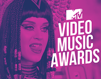 Video Music Awards 2014 Redesign