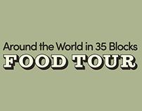 International Avenue BRZ: Around the World Food Tours