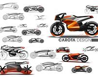 CRT - Motorcycle