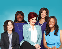 CBS - The Talk TV Show Integration