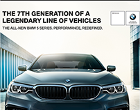 BMW OEM Email Designs