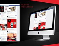 Branding e mídias sociais - Skull Sushi