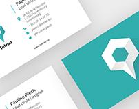 Tetrao - Business card