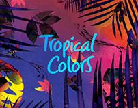 Teaser Make B. Tropical Colors