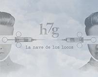 H7G - La nave de los locos {Album Art}